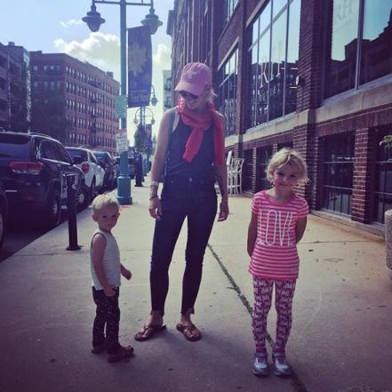 Liina ja lapsed1